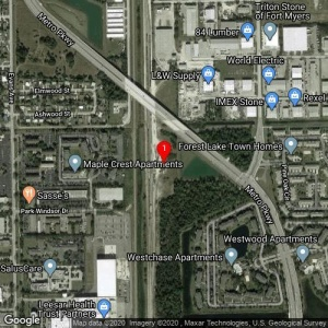 SGLR Fort Myers Yard Site